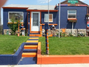 This is Bob's house. Congrats on your new loan!